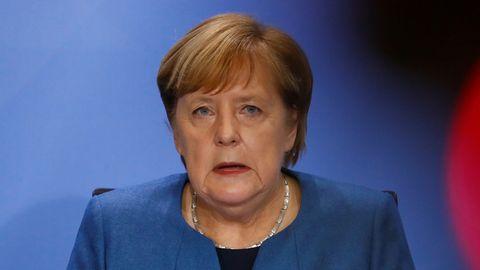 Merkel-Statement zu den neuen Corona-Regeln für Deutschland