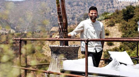 Erst Ashram in Indien, nun Villa in Los Angeles: Jay Shetty zeigt sein Zuhause