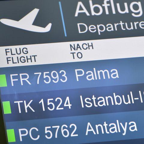Coronavirus: Auswärtiges Amt warnt vor Reisen nach Antalya