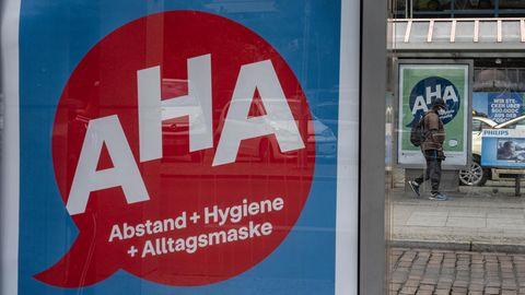 Von AHA-L bis Viruslast: Ansteckender Wortschatz – so hat sich Corona in unserer Sprache eingenistet