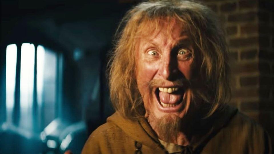 """""""Catweazle""""-Trailer mit Otto Waalkes"""