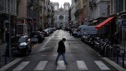 News zum Coronavirus: Neue Ausgangsbeschränkungen in Frankreich