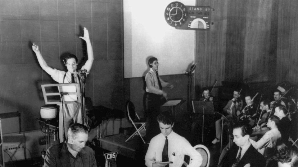30. Oktober 1938: Als ein Hörspiel die Menschen in Angst versetzte