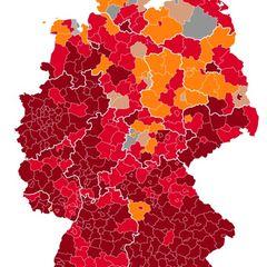Mehr als 18.000 Neuinfektionen – in diesen Regionen werden die Intensivbetten knapp