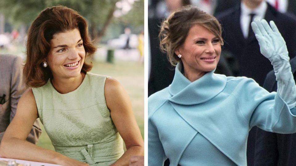 USA: Sechs First Ladies und ihr besonderer Modestil