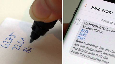 Handyporto per SMS begeistert Twitter-Nutzer