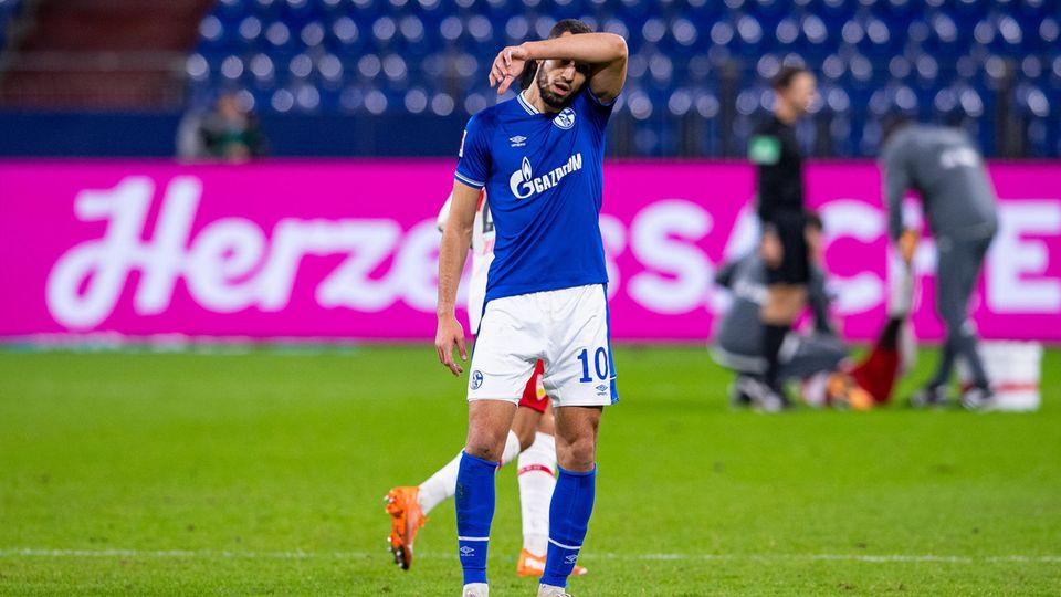 Nabil Bentaleb von Schalke 04