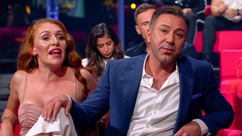 """Georgina Fleur und Kubilay Özdemir beim """"Sommerhaus""""-Wiedersehen"""