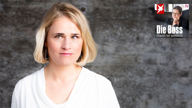 Verena Bentele, erfolgreicheParalympionikin und VdK-Präsidentin