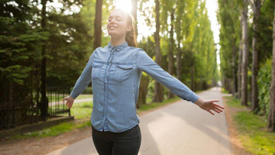 Auf den eigenen Körper hören : Bei vielen Erkrankungen kann unser Körper sich selbst heilen – wenn wir ihn lassen