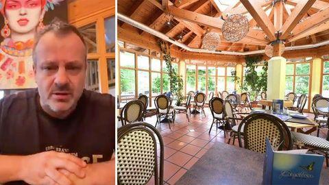 """Corona-Lockdown: Wirt platzt in Wutvideo der Kragen: """"Herr Söder, schlafen Sie gut?"""""""