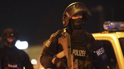 Wien: Mutmaßlicher Terrorangriff in Österreich