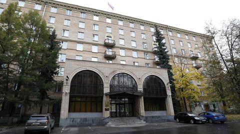 Das Investigativ-Komitee, Russlands Pendant zum Bundeskriminalamt, hat die Ermittlungen übernommen