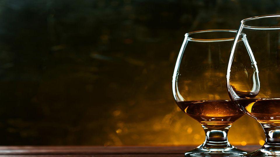 Rum wird am besten pur genossen