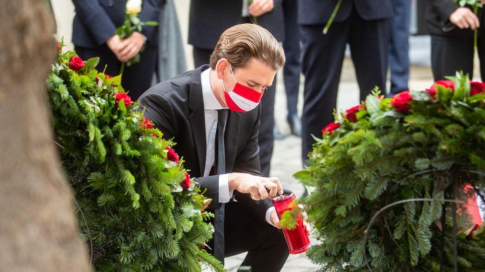 """Anschlag in Österreich: """"Schleich Di, Du Oaschloch!"""" – die Wiener reagieren mit Schmäh auf den Terror"""