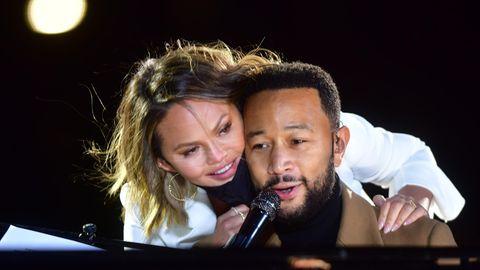 ChrissyTeigen und John Legend
