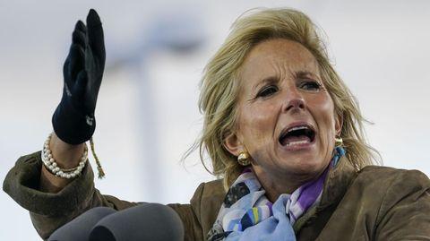Joe Bidens Frau: Dr. Jill Biden