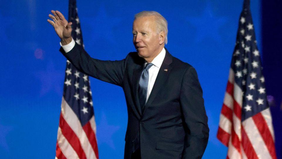 Joe Biden US-Wahl 2020