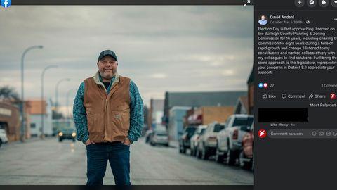 US-Wahl: Verstorbener Republikaner wird in North Dakota zum Abgeordneten gewählt