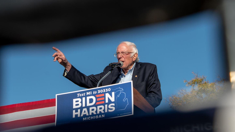 Politiker Bernie Sanders