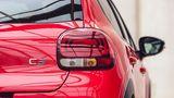 Der 1.2 Liter Dreizylindermotor im Citroën C3 PureTech 110 ist oberhalb von 2.500 /min quirlig