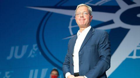 Mehr Verantwortung für Europa: Norbert Röttgen, 55, ist Vorsitzender des Auswärtigen Ausschusses und will neuer CDU-Chef werden
