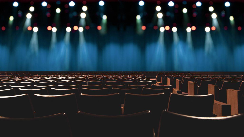 Die große Leere in den Theater- und Konzertsälen in diesen Tagen