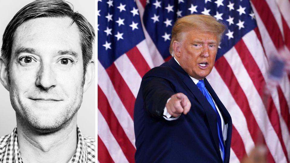 stern-Journalist Niels Kruse zu Trump und zur US-Wahl 2020