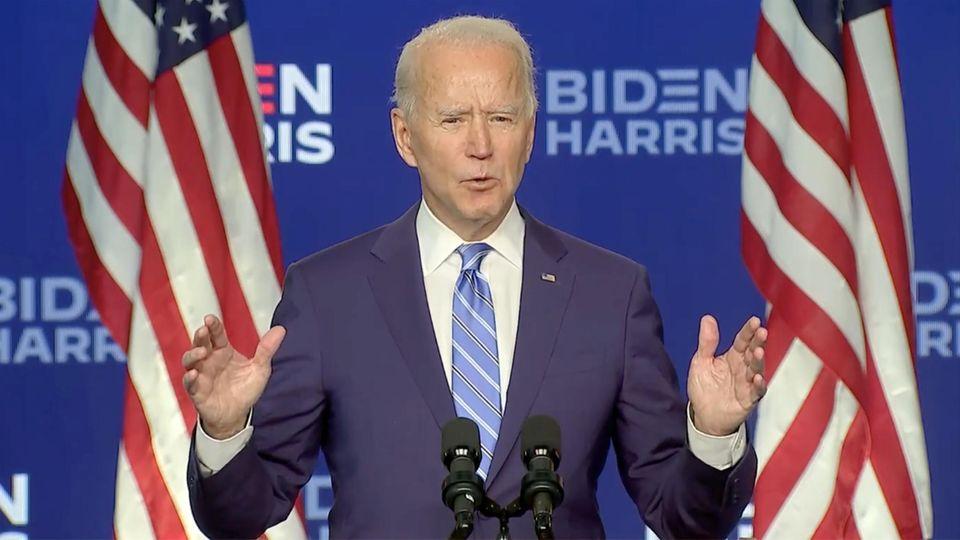 US-Wahl: Warum die Muslime in Michigan für Joe Biden so wichtig waren