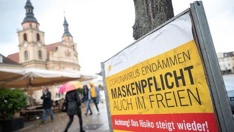 Mehr als 20.000 Neuinfektionen an einem Tag in Deutschland