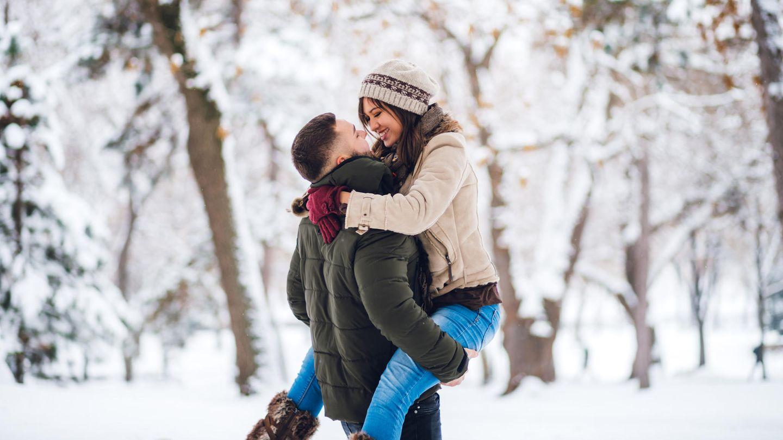 Bath: Britisches Paar heißt nach Trauung White-Christmas
