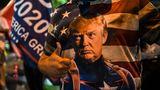 Trump-Supporter in Miami