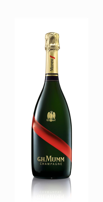 Champagner Mumm Grand Cordon