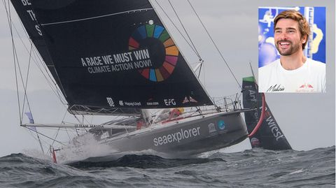 Hamburger Boris Herrmann segelt um die Welt