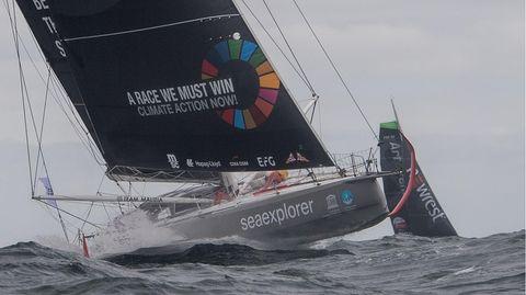 Boris Herrmann Yacht