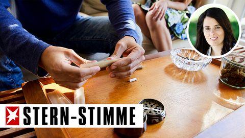 Ist der Drogenkonsum ihres Freundes wirklich der Trennungsgrund? (Symbolbild)