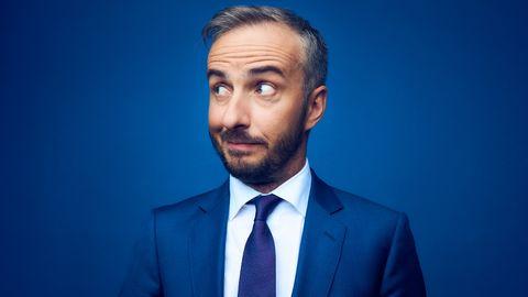"""Jan Böhmermanns neue Satiresendung """"ZDF Magazin Royale""""wird ab dem 6. November 2020 im ZDF ausgestrahlt"""