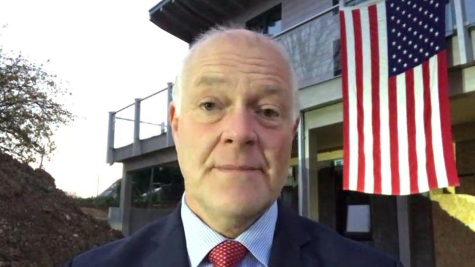 Politikwissenschaftler Andrew Denison zur Sieges-Rede von Joe Biden