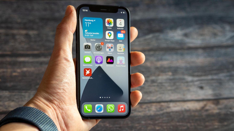 Das iPhone 12 Mini ist das handlichste Flaggschiff-Telefon seit langer Zeit