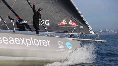 """Boris Herrmann segelt als erster Deutscher bei der """"Vendee Globe"""" mit"""