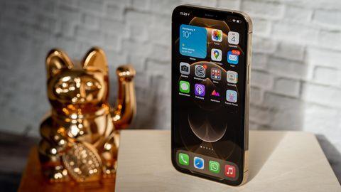 Mit neuartiger Kamera: iPhone 12 Pro Max im Test: Ist größer auch besser?