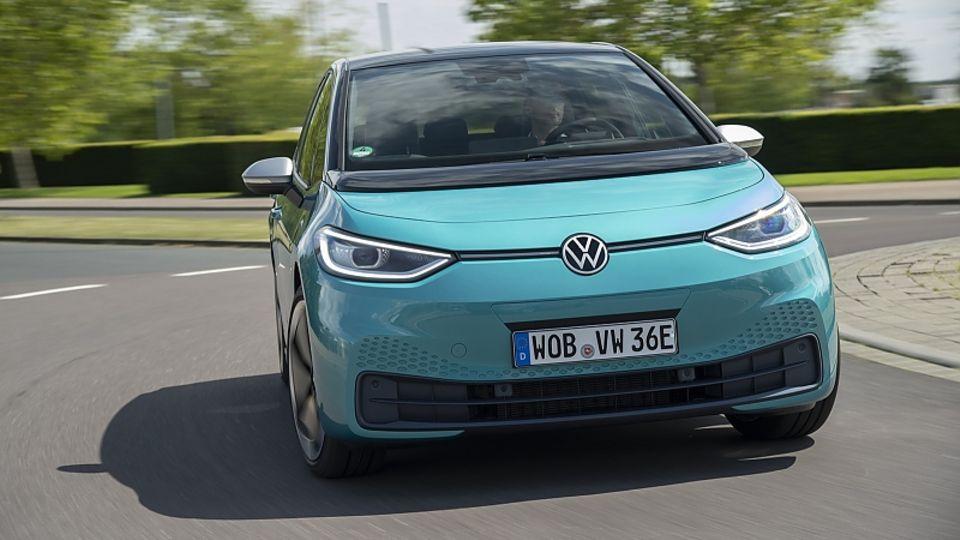 Der VW ID.3 soll für den niedersächsischen Automobilbauer zum Erfolgsmodell werden