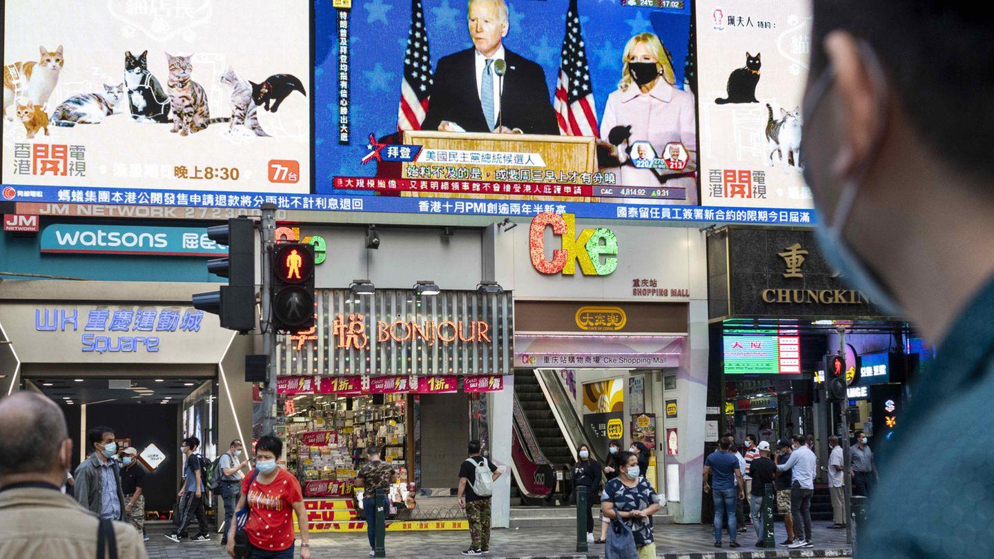 Handelsstreit: Trump muss gehen – der Kampf mit China bleibt