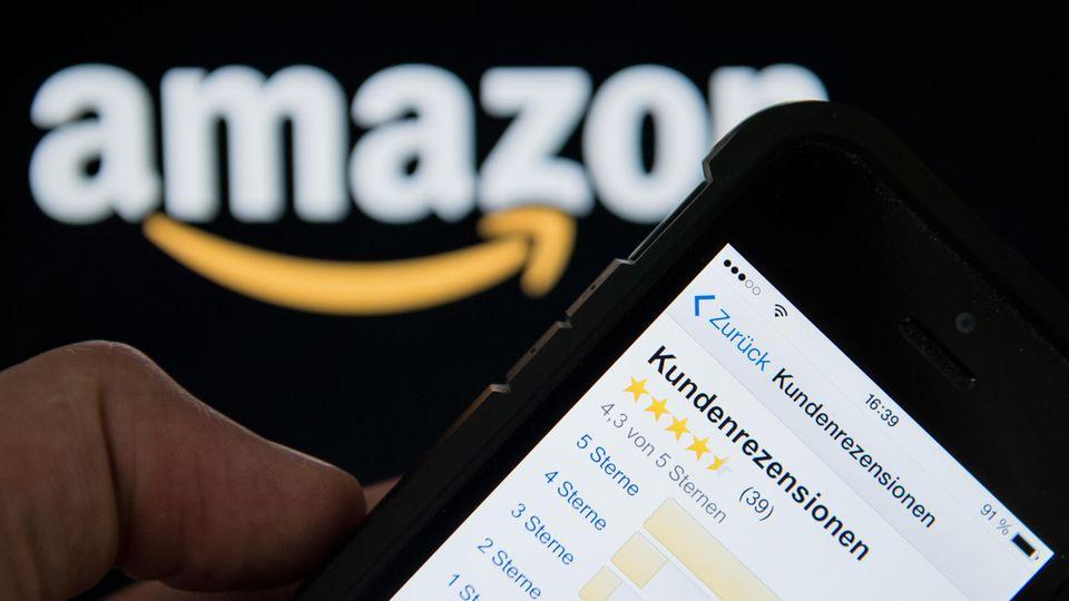 Online-Shopping: Auf Rezensionen will man sich eigentlich verlassen können