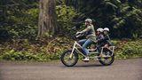 Rasante Fahrt - ohne Kindersitz-