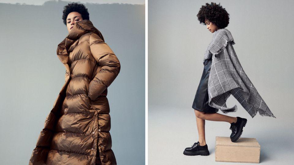 Modetrend in diesem Winter: kuschelig warm und gleichzeitig cool