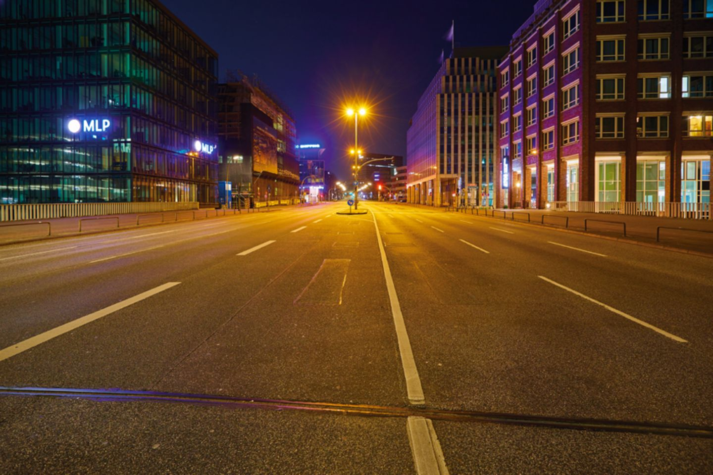 Lockdown Hamburg