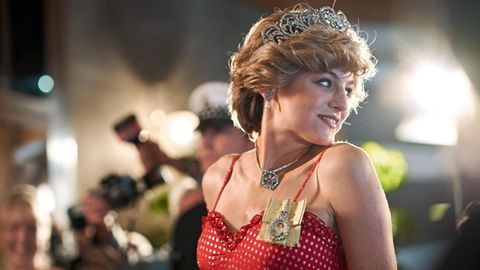 "Plötzlich Prinzessin: Emma Corrin als Lady Di in der Serie ""The Crown"""