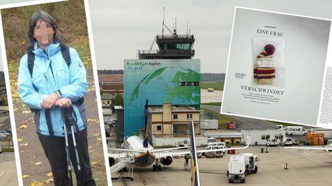 Birgit A.; Tower am Flughafen Frankfurt-Hahn, stern-Berichterstattung 2016