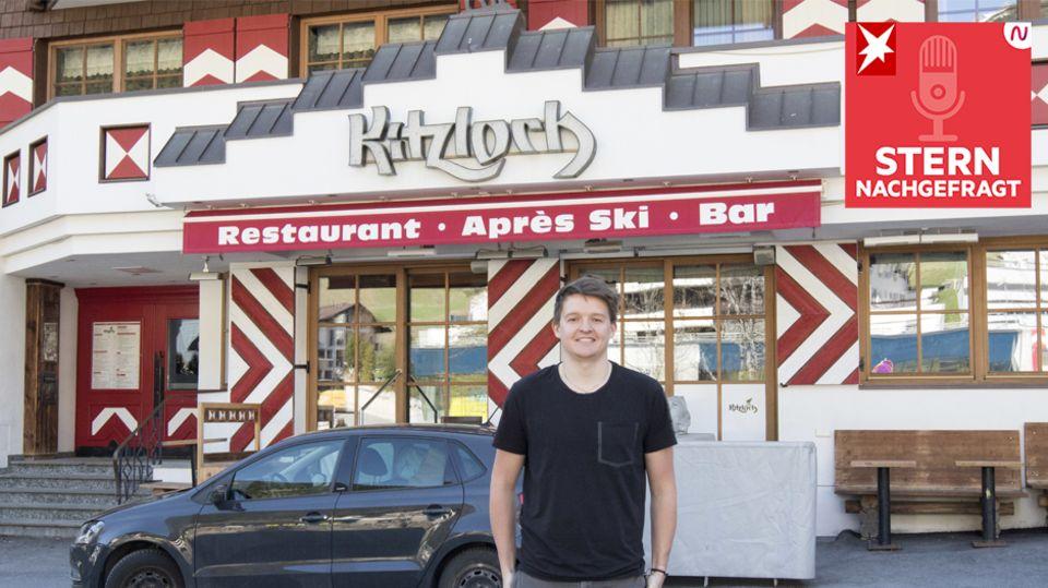 """Podcast """"STERN nachgefragt"""": Wirt der Bar """"Kitzloch"""" in Ischgl"""